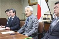 小川・福岡県知事、3選出馬視界不良に