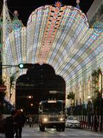 【動画あり】平成最後の輝き 「神戸ルミナリエ」試験点灯