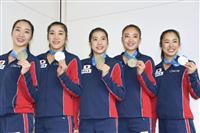 22年世界新体操はソフィアで開催 国際体操連盟