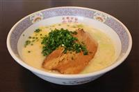 【おらがぐるめ】チーズでコク、牛乳スープ「ホワイトガウラーメン」(千葉・袖ケ浦)