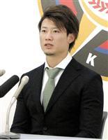 日本ハム西川、2年4億円 2年連続盗塁王、来季再び3割へ