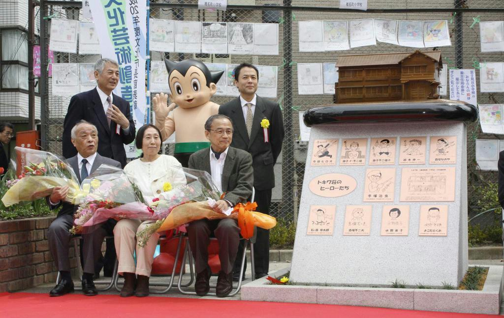 【話の肖像画】漫画家・水野英子(79)(5)シングルマザー、後悔していない