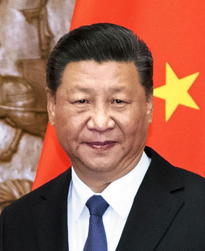 東シナ海への進出などを推し進める中国の習近平国家主席。日本人の多くが中国に対し否定的な感情を持っていることが米シンクタンクの今回の調査でも明らかに(AP)