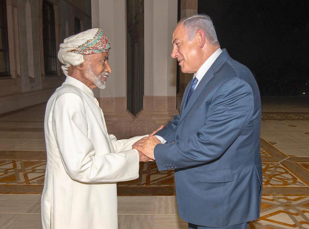 【高論卓説】イスラエルが湾岸アラブ産油国に接近 外交樹立に進…