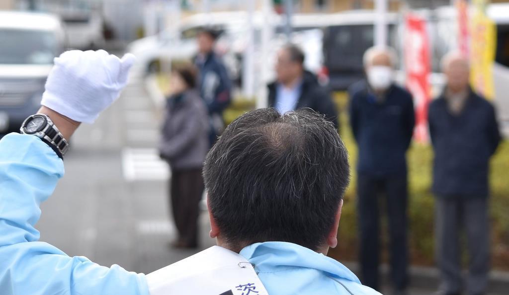 茨城県議選 9日投開票、各候補者...