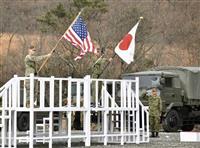 日米共同訓練始まる オスプレイも参加 大分