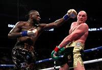 WBC、即時再戦を承認 引き分けのヘビー級タイトルマッチ