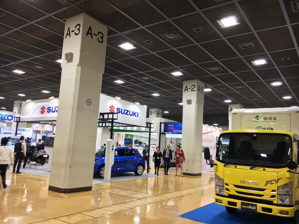 【松本真由美の環境エネルギーDiary】国際電気自動車シンポ…