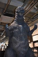 ゴジラ須賀川に現る 円谷英二ミュージアム公開