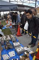 近江鉄道ミュージアム、建物や車両老朽化… 感謝祭、1600人閉館惜しむ
