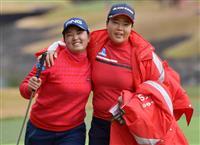 シニアが6年ぶり優勝 ゴルフの3ツアーズ