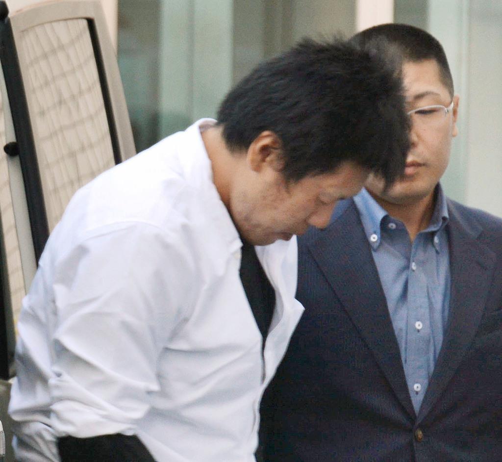 東名あおり事故 石橋被告に懲役2...