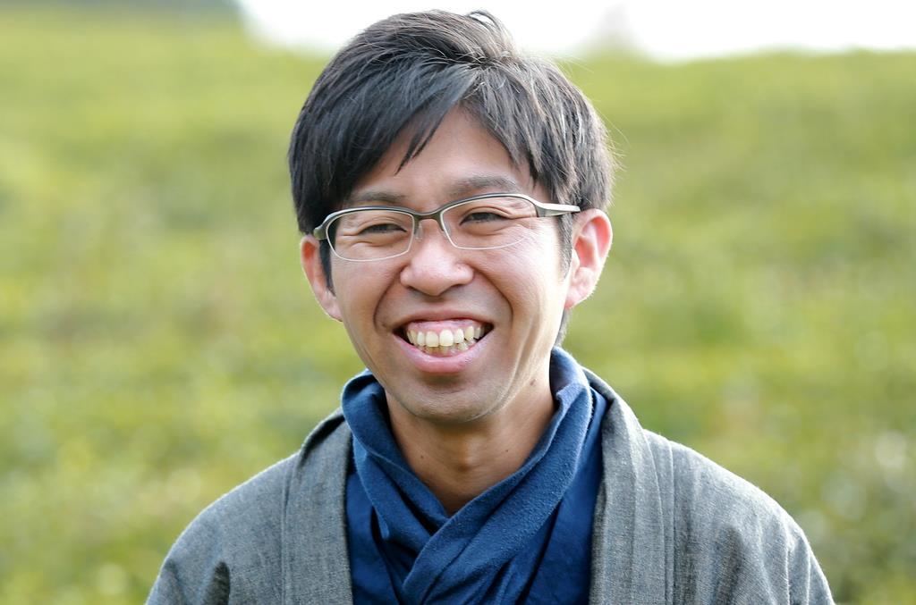 【お茶で日本を温かく(1)】耕作放棄地で自然栽培 健一自然農…