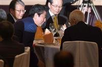 読売・渡辺主筆が元気な姿見せる 原監督殿堂入り祝賀会に出席