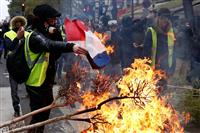 仏外相「わが国のことは放っておいてくれ」 トランプ氏のツイッターに反論