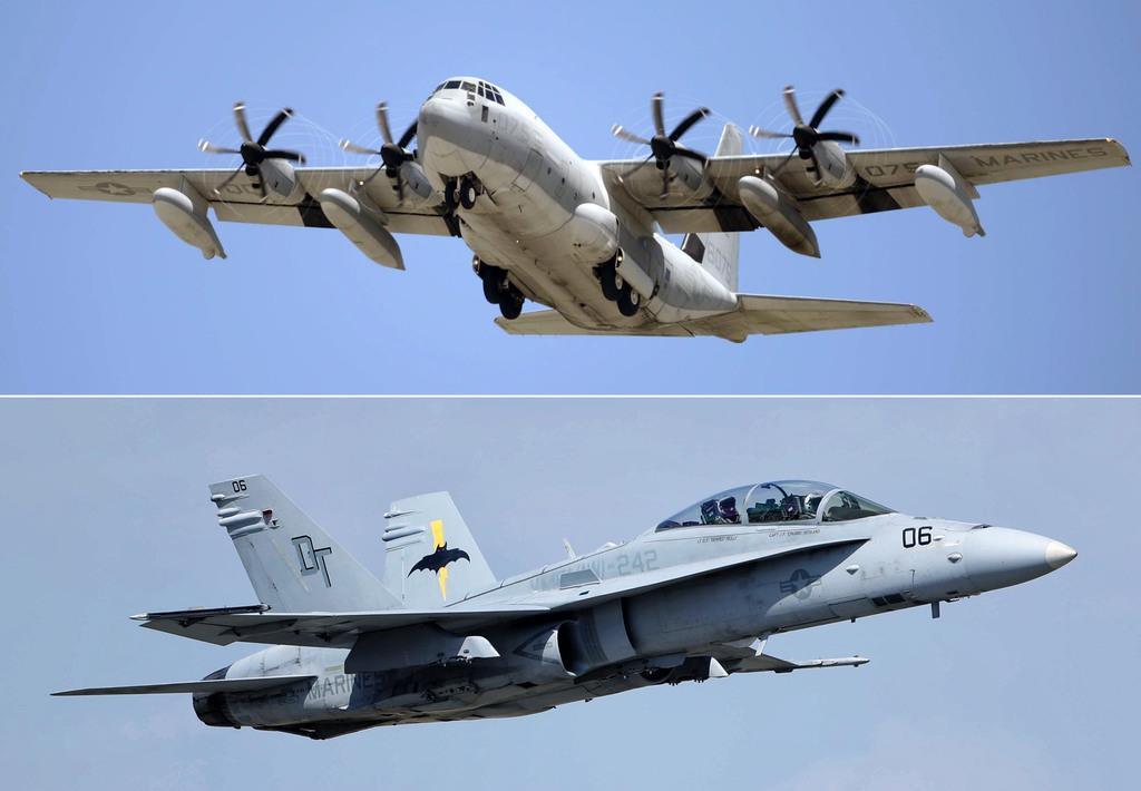 米海兵隊、高知県沖の墜落を「クラスA」認定 「最も重大な」事…