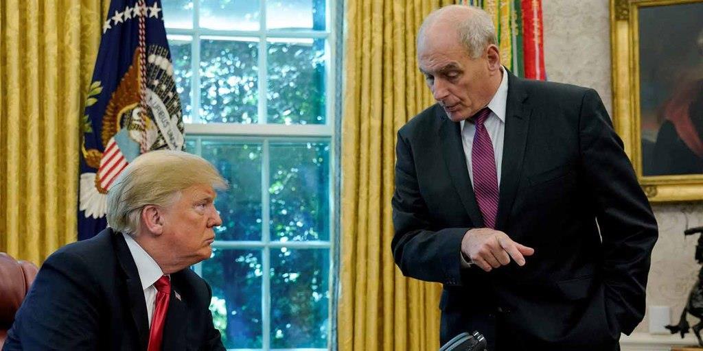 米首席補佐官ケリー氏が年末に辞任 トランプ氏、大統領選に向け…
