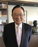 江丙坤氏死去 台湾の知日派重鎮