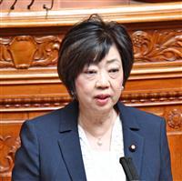 自民党が来夏の参院選大阪選挙区に太田房江氏を擁立