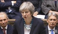 英EU、11日緊急会談へ メイ氏、国境問題「安全策」で確約要求