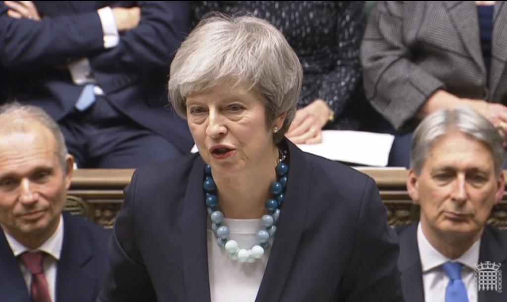 英EU、11日緊急会談へ メイ氏、国境問題「安全策」で確約要…