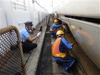 新幹線台車亀裂から1年 進む再発防止策 意識改革も