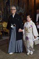 【ノーベル賞授賞式】本庶さん「受賞を実感」 王宮晩餐会に出席