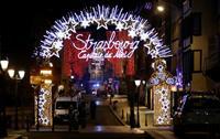 仏のクリスマス市で発砲、4人死亡 テロで捜査 ストラスブール