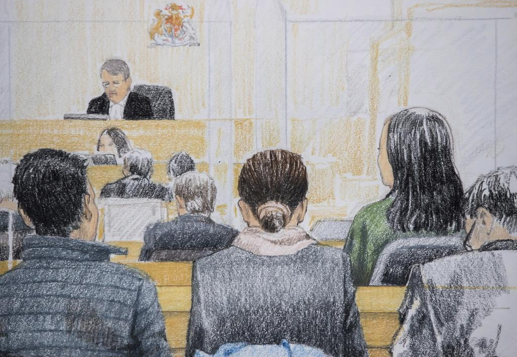 華為副会長の保釈決定 中国、カナダ元外交官拘束