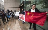 トランプ氏、孟氏をカードに揺さぶり 中国との貿易協議「必要なら介入」