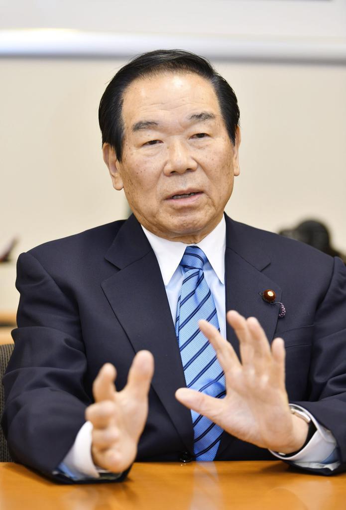 日韓議連、14日に韓国側と総会 ...