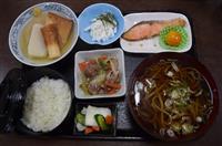 【おらがぐるめ】岩手・西和賀「日替わりそば定食」 地元食材でボリューム満点