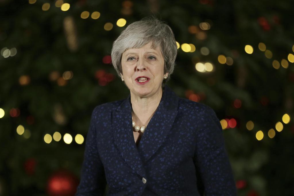 EU首脳会議 離脱案採決向け、メイ首相を後押しへ