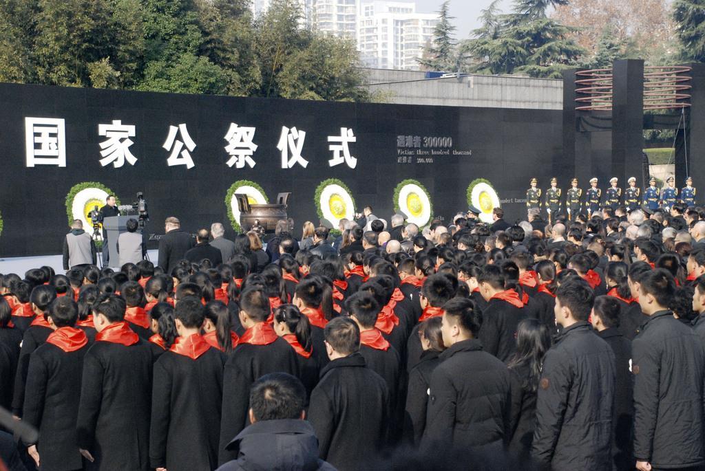 南京式典、最高幹部不参加 「精日」処罰条例を施行