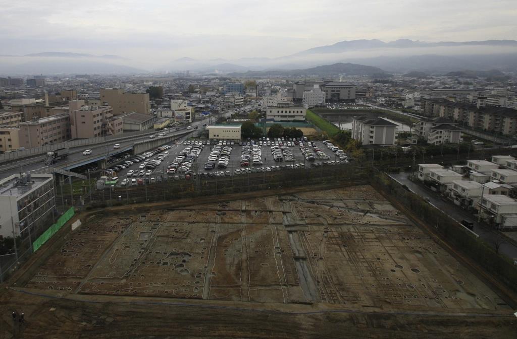 藤原京の宅地も出土 橿原考古学研究所が調査