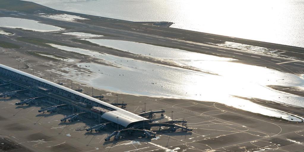関空護岸、10年超も基準未達 かさ上げ工事が不十分