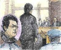 裁判長見つめ、表情変えず 危険運転致死傷罪認定に石橋被告 東名あおり事故