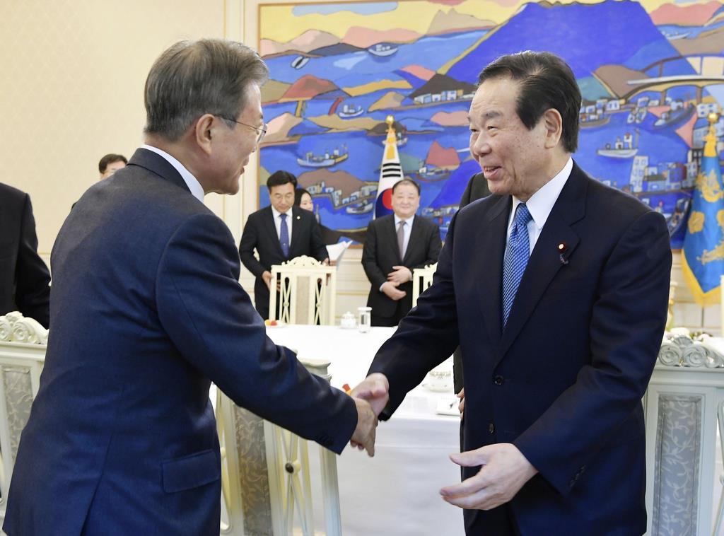 徴用工訴訟判決に日韓双方の議連が言及 日本側は「遺憾」