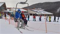 草津温泉スキー場がオープン 12万人の来場者を目指す