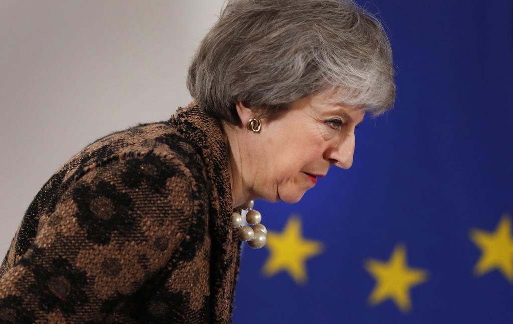 メイ英首相 「安全策のさらなる保証は可能」 EUと協議を継続…