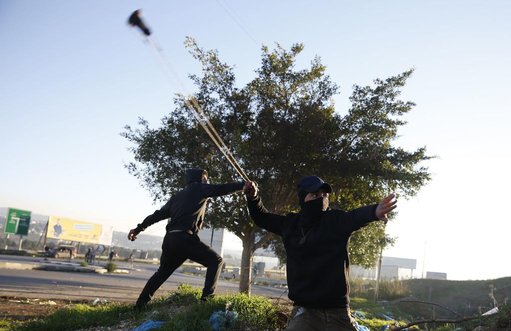 パレスチナ人が発砲 イスラエル人2人死亡