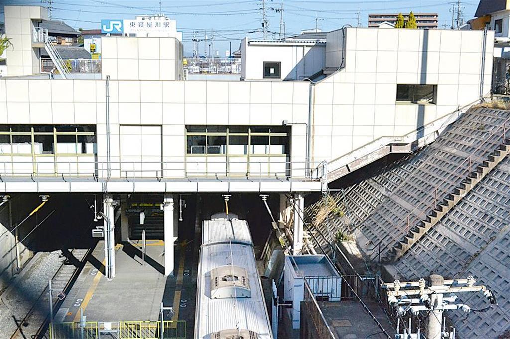 来春のダイヤ改正で駅名変更、「東寝屋川駅」が「寝屋川公園駅」…