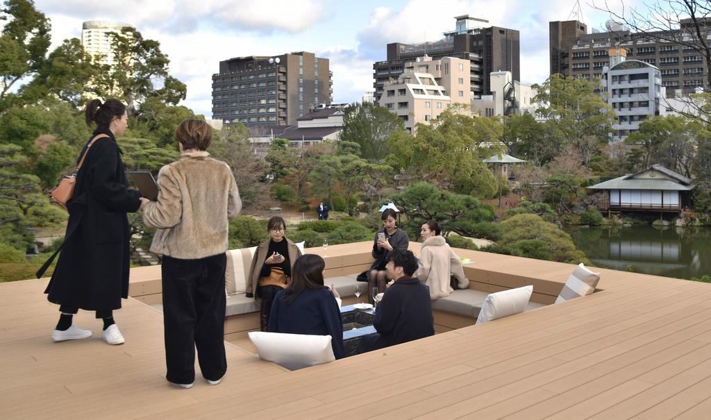 神戸の相楽園会館がリニューアル 挙式場やレストランを充実
