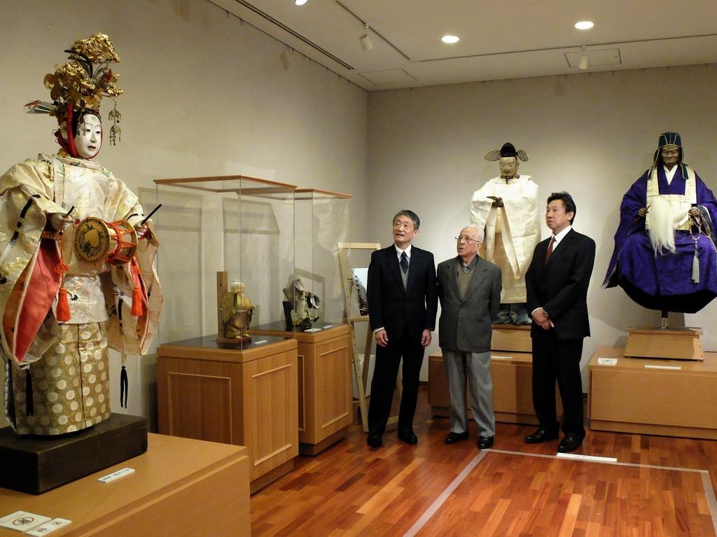 祇園祭のご神体を公開 伝統工芸館で17日まで