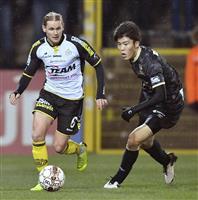 冨安、鎌田はフル出場 サッカー、ベルギー1部
