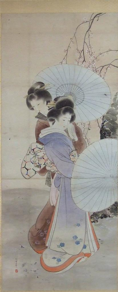 流行移す「美人画」一堂に…日本の美を見つめ直す