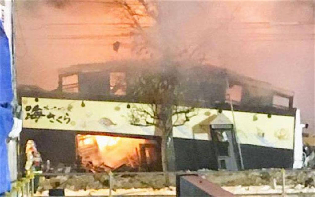 札幌爆発 「熱い、熱い」壁蹴り脱出 - 産経ニュース
