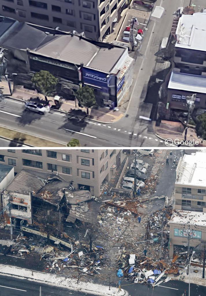 札幌の爆発「従業員がスプレー缶に穴」に否定情報も - 産経 ...