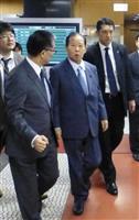自民・二階俊博幹事長が2週間ぶりに党務復帰