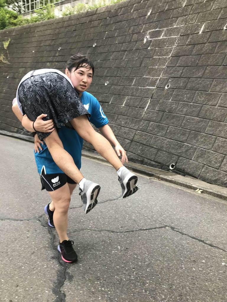 【オリンピズム 道 東京へ】我慢強いレスリング女王・土性沙羅(4)リハビリ耐え「東京で…